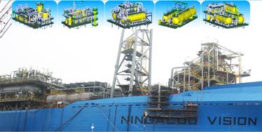 Ningaloo Vision Fpso Kavin Engineering
