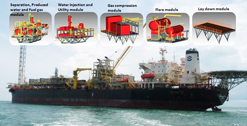 Song Doc Pride FPSO | Kavin Engineering